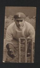 Tobacco Cigarette card cricket cricketers Surrey #325